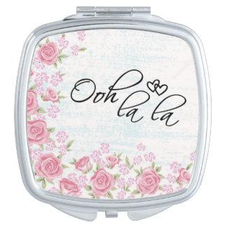 Miroirs À Maquillage Oh ! miroir de contrat de La de La