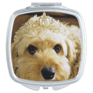 Miroirs À Maquillage Phoebe la princesse Compact Mirror