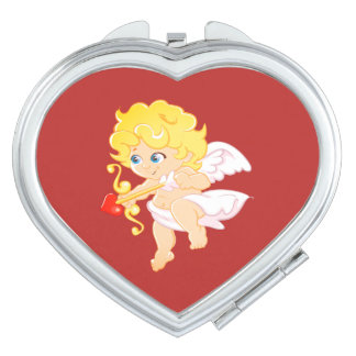 Miroirs Compacts Ange d'amour