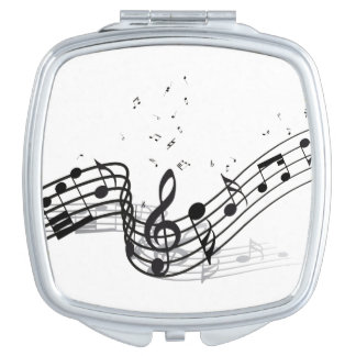 Miroirs Compacts Musique