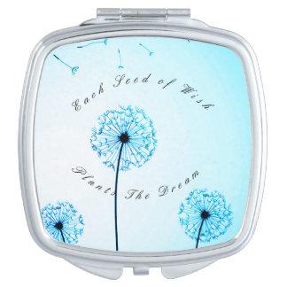 Miroirs De Poche Usine de Template-Dandelion's_Seeds un Dream_CRF