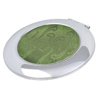 Miroitement-Stigmatiser-Vert--Suède de Miroir De Voyage
