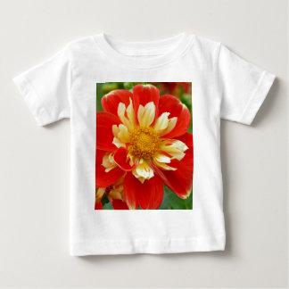 Miscellaneous - Dahlias Patterns Thirty-Seven T-shirt Pour Bébé