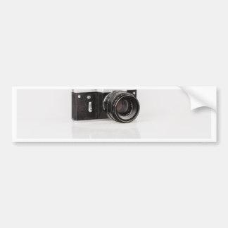 Miscellaneous - Vintage Camera Patterns Four Autocollant Pour Voiture