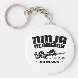 Mise à mort Bill de l'Okinawa d'académie de Ninja Porte-clé Rond