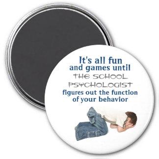 Mise de l'amusement dans l'analyse comportementale aimant