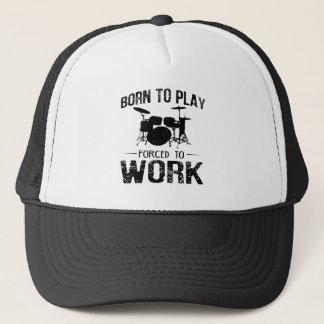 Mise en tambour des conceptions casquette