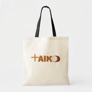 Mise en tambour du tambour de Taiko de sac