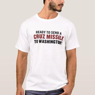Missile de Cruz T-shirt