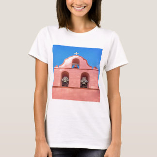 Mission Bells de Purisima de La T-shirt