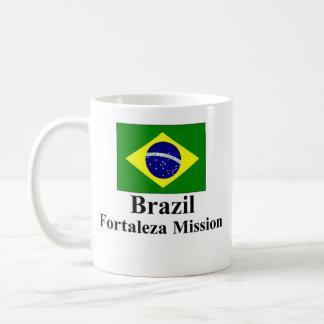 Mission Drinkware du Brésil Fortaleza Mug