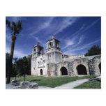 Mission San Jose, San Antonio, le Texas, Etats-Uni Carte Postale