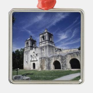 Mission San Jose, San Antonio, le Texas, Ornement Carré Argenté