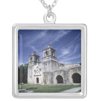 Mission San Jose, San Antonio, le Texas, Pendentif Carré
