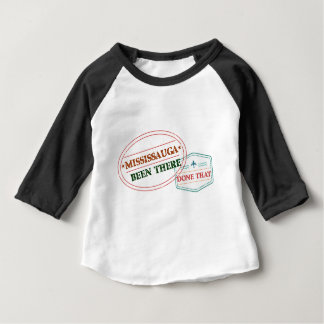 Mississauga là fait cela t-shirt pour bébé