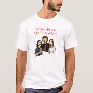 Mitch Benn et le T-shirt de distractions