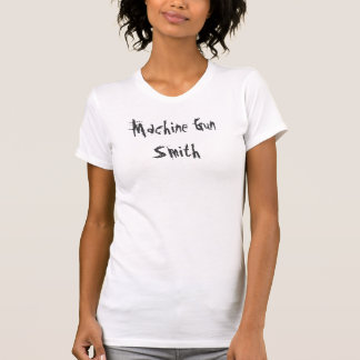 Mitrailleuse Smith T-shirts