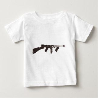 Mitrailleuse T-shirt Pour Bébé