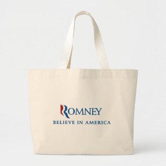 Mitt Romney 2012 Grand Sac