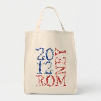 Mitt Romney 2012 Sacs De Toile