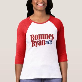 Mitt Romney Paul Ryan 2012 T-shirt
