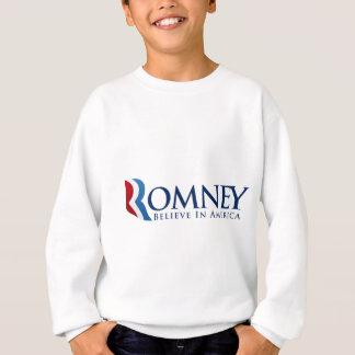 Mitt Romney pour le président Sweatshirt