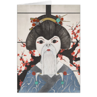 Miyuki, la carte de Shih Tzu