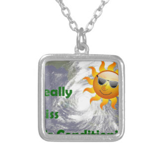 Mlle climatisation d'IRMA I vraiment Collier