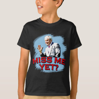 Mlle Me Yet ? T-shirt de George W Bush