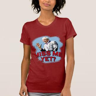 Mlle Me Yet ? T-shirt de George W Bush