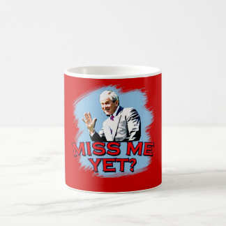 Mlle Me Yet ? T-shirt de George W Bush Mug