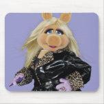 Mlle Piggy 3 Tapis De Souris