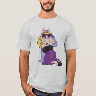 Mlle Piggy Disney de Muppets T-shirt