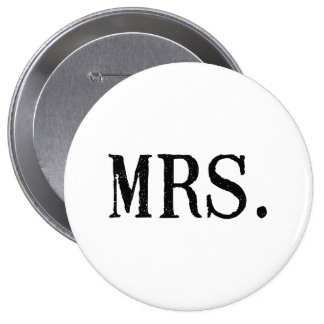 Mme Badge Rond 10 Cm