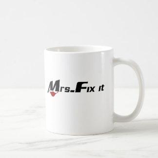 Mme Fix It Mug