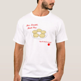 Mme Lovetts Pie Shop T-shirt