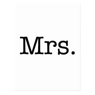 Mme noire et blanche citation d'anniversaire de cartes postales
