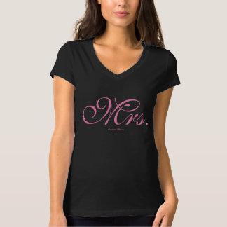 Mme rose Ladies T-Shirt par l'iPromise