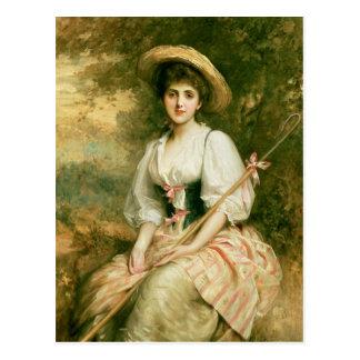 Mme Stuart M. Samuel comme Phyllida Cartes Postales