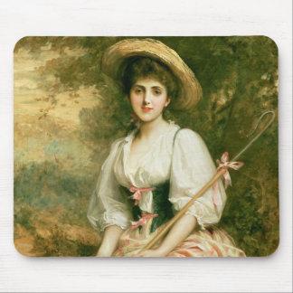 Mme Stuart M. Samuel comme Phyllida Tapis De Souris
