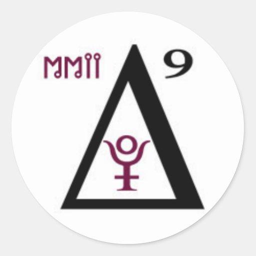 MMII AUTOCOLLANT DELTA-9