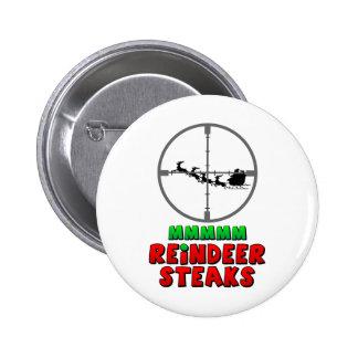 Mmmm… Biftecks de renne Pin's