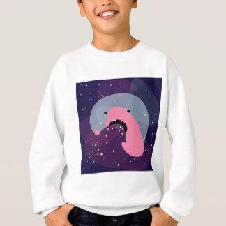 Mmmm nom de nom de l'OM de l'espace Sweatshirt