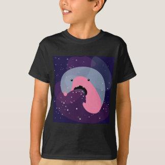 Mmmm nom de nom de l'OM de l'espace T-shirt