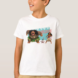 Moana | nous sommes tous les voyageurs t-shirt