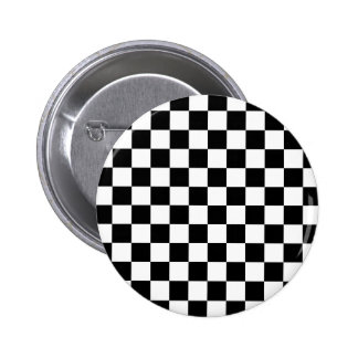 Mod Checkered noir emballant le motif Badges