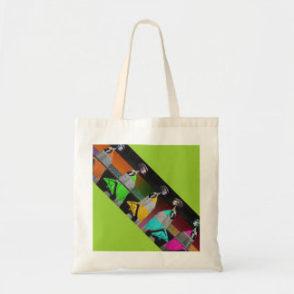 Mode africaine sacs de toile