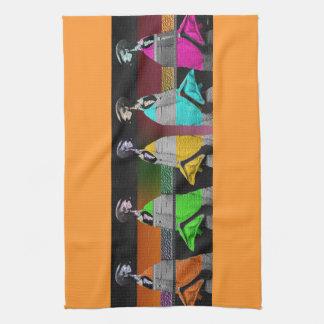 Mode africaine serviettes éponge