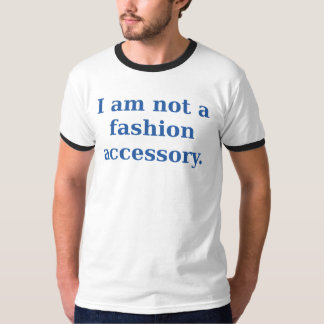 Mode bleue de sonnerie pas t-shirt