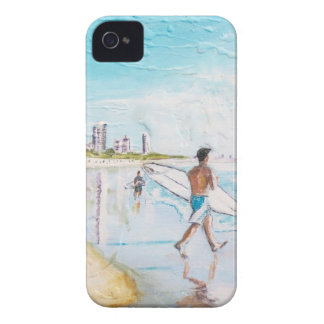 Mode de vie de la Gold Coast Coque iPhone 4 Case-Mate